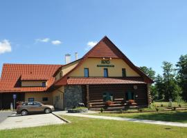 Hotel Sportpark Agnes, Bohdaneč