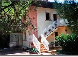 La Villa Vigneronne, Castelginest