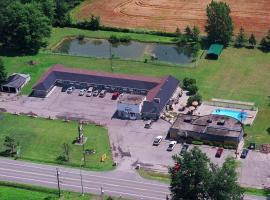 Wainfleet Motel & Restaurant, Wainfleet