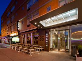 NU Hotel, Бруклин
