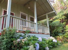 Carson's Kaloko Mountain Cottage, Kailua-Kona