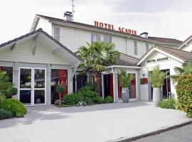 Inter-Hotel Acadie, Tremblay En France