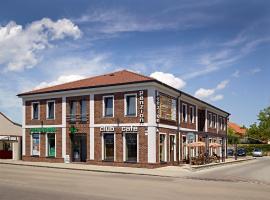 Penzion Club, Skalica