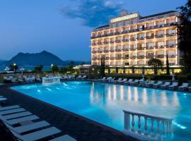 Grand Hotel Bristol, Stresa