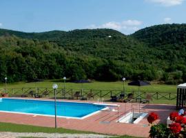 Villa Vallocchia, Arezzola