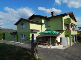 Hostel Ociski Raj, Kozina