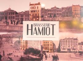 Hôtel Hamiot, Boulogne-sur-Mer