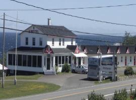 Hôtel Motel du Rocher, Rivière-la-Madeleine