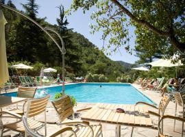 Camping Delle Rose, Isolabona
