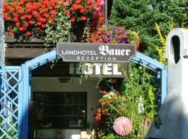 Landhotel Bauer Sonthofen, Sonthofen