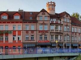 Hotel Saloon, Zlín