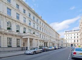 Lancaster Gate Hyde Park Apartments, 런던