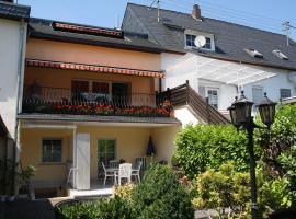Gästehaus Petra Klein, Kröv