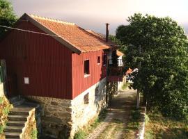 Casa do Castanheiro, Outeiro