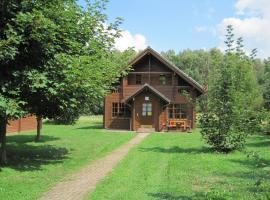 Holzhaus Am Silbersee, Frielendorf