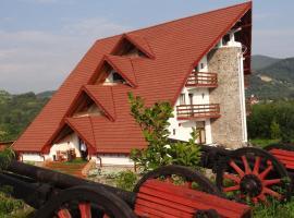 Belvedere, Corbeni