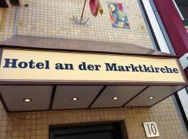 Hotel an der Marktkirche