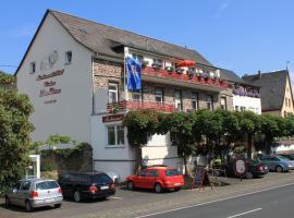 Moselromantik-Hotel zum Löwen, Ediger-Eller