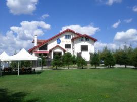 Hotel Casa Enache, Bălteni