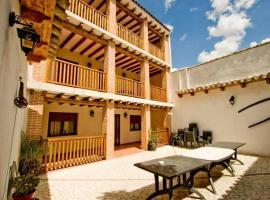 Casa del Abuelo, Villarejo de Salvanés
