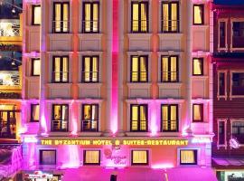 The Byzantium Suites Hotel