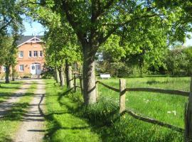 Hof Faasel - Bauernhofurlaub an der Ostsee