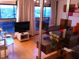 Paris Apartment One