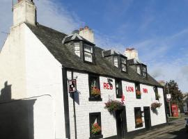 The Red Lion Inn, Doune