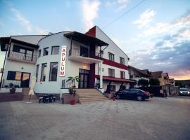 Pensiunea Apulum, Alba Iulia