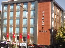 Cingoz Resort Hotel, Kırsehir
