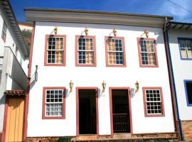 Pousada Solar Nossa Senhora Das Merces, Ouro Preto