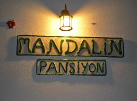 Mandalin Pension, Seferihisar