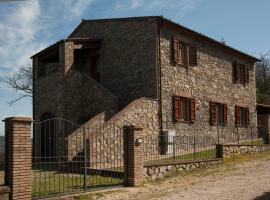 Le Querce, Torre Alfina