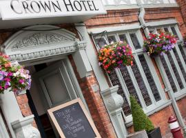 Crown Hotel, Chertsey