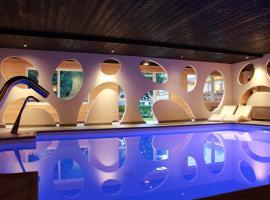 ホテル ドゥ ラ ジャマーニュ&スパ, ジェラールメ