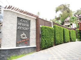 Kata Hiview Resort, Kata