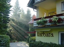 Hotel Barbara, Warmensteinach