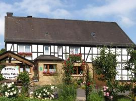 Pension Hellwig Eches, Medebach