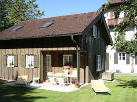 Ferienhaus Alp Chalet, Kochel
