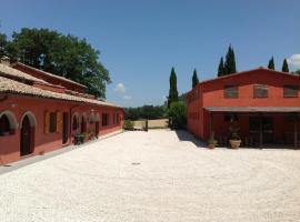 Agriturismo Collelignani, Spoleto