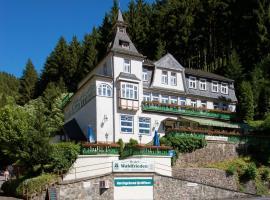 Flair-Hotel Waldfrieden, Meuselbach-Schwarzmühle