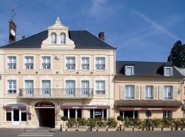 Hotel du Saumon, Verneuil-sur-Avre