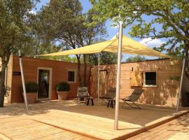 Lodges en Provence & Spa, Richerenches