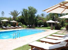 Villa Dar Zina, Marrakech