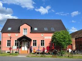 Flämingrose Café Pension Restaurant, Belzig