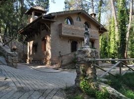 Casa Rural Ermita Santa Maria de la Sierra, Arroyo Frio