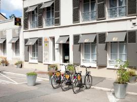 Hotel Victoria, Fontainebleau