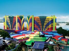 Resorts World Genting - First World Hotel, Genting Highlands