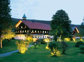 Hotel Gut Schmelmerhof, Sankt Englmar