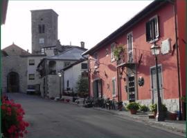 Albergo Chiar Di Luna, Camporgiano
